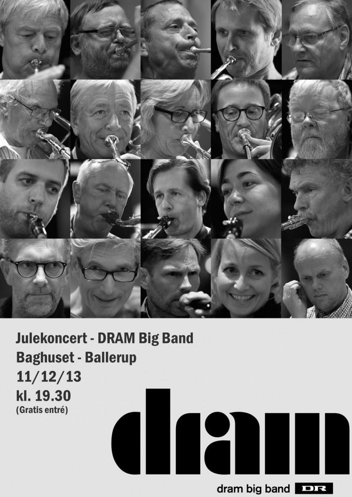 Koncert i Baghuset - Ballerup d. 11/12/13